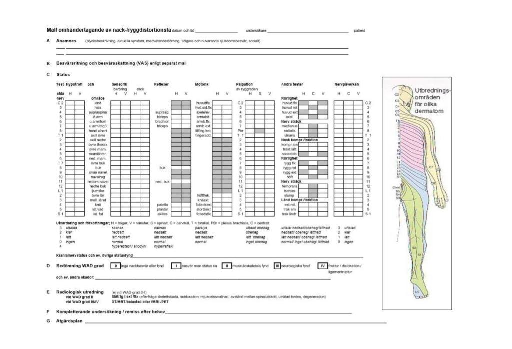 Sida 2 Fylls i av läkare