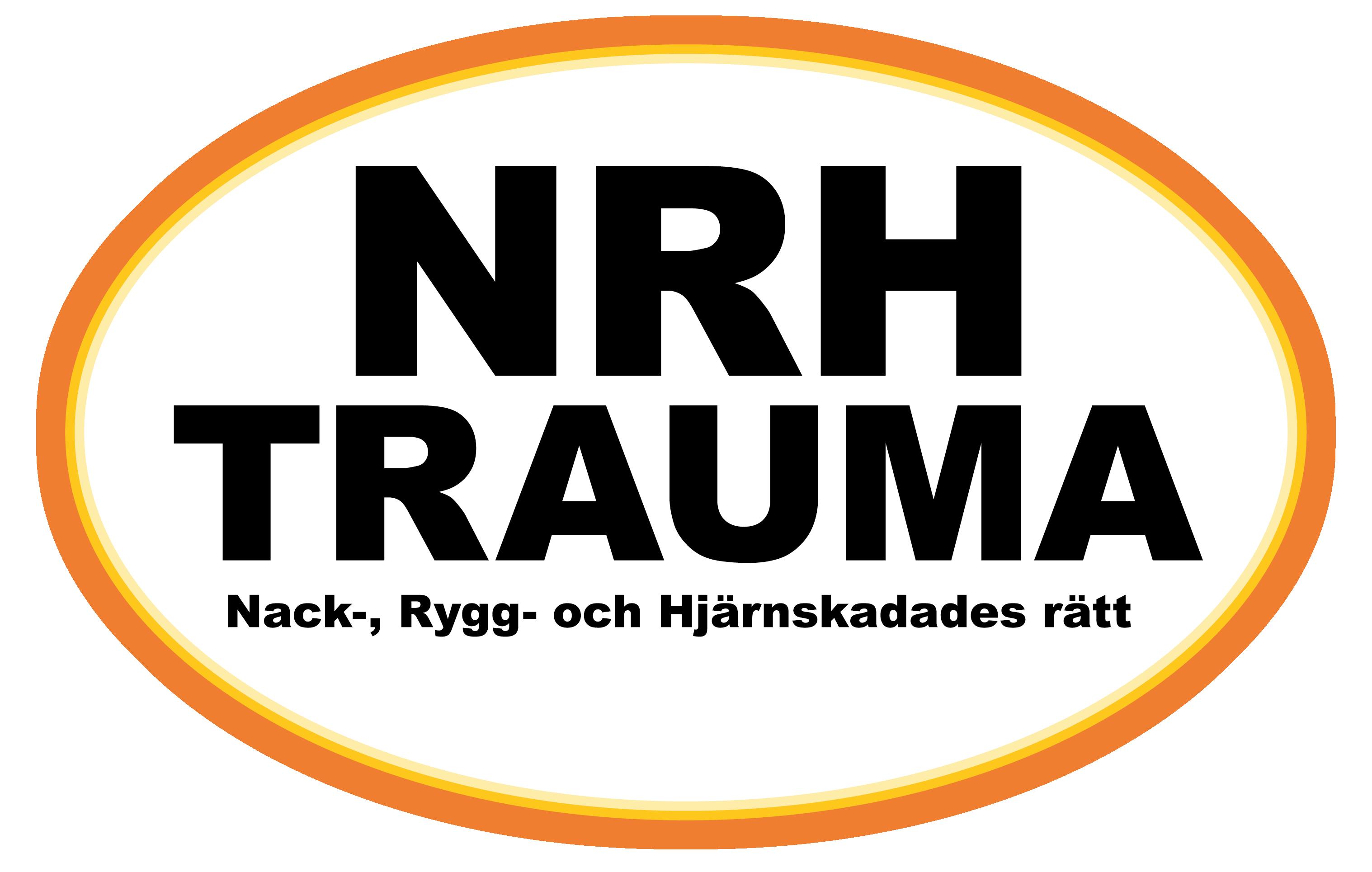 Välkommen till NRH Trauma Riks Logo