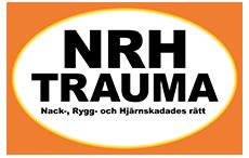 Välkommen till NRH Trauma Riks Logotyp
